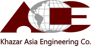 Khazar Asia Engineering co Logo